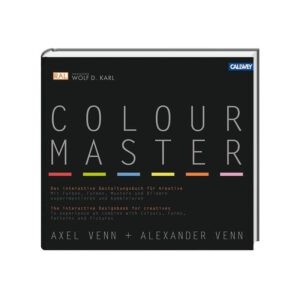 COLOUR MASTER (book + fan deck)